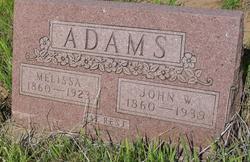 Melissa Elizabeth <i>Dickenson</i> Adams