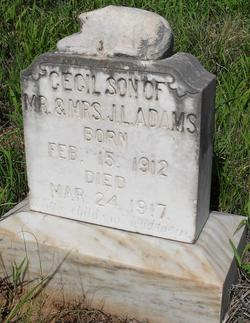 Cecil Allen Adams
