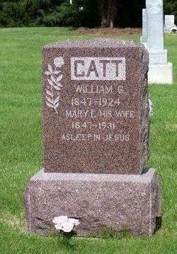Mary Elizabeth <i>Lomax</i> Catt