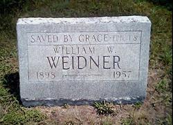 William Weidner