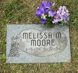 Melissa Mildred Moore