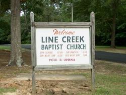 Line Creek Cemetery