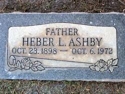 Heber Latham Ashby