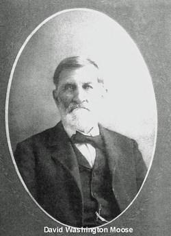 David Washington Moose
