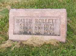 Hattie Rollett