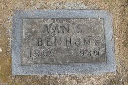 Van Solomon Benham