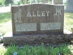 Joseph Wesley Joe Alley