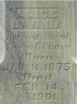 Alice Levina <i>Pitt</i> Chase