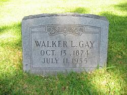 Walker Leonard Gay