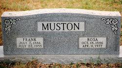 Marion Franklin Frank Muston