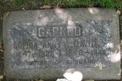 Sophia Ann <i>Creffield</i> Garrod