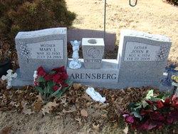 Mary Lou <i>McCue</i> Arensberg