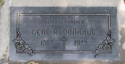Eugene Robert Gene Donahue
