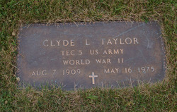 Clyde Leroy Taylor