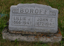 John E Boroff