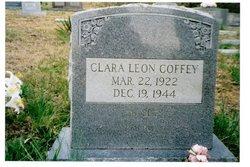 Clara Leon Coffey
