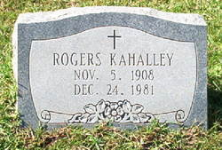 Rogers Kahalley
