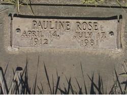 Pauline Rose <i>Powers</i> Byram