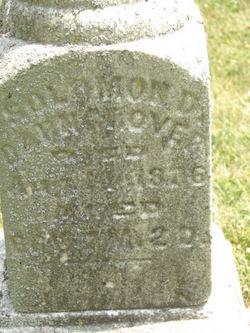 Solomon D. Barngrover