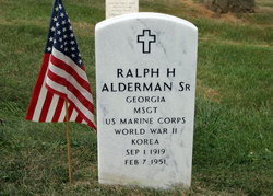 Ralph H. Alderman, Sr