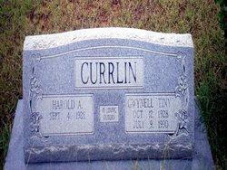 Dorothy Gwynell Tiny <i>McKinney</i> Currlin