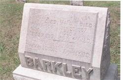 Pvt John Barkley, Jr