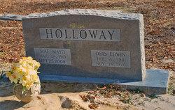 Mae <i>Mayo</i> Holloway