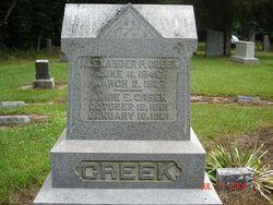 Alexander P Creek