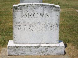 Dr. Archibald Brown