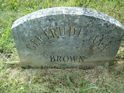 Gertrude Ann Brown