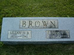 Edwin Mahlon Brown