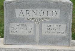 Mary <i>Pleasants</i> Arnold