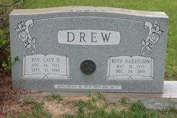Rev Lacy H. Drew