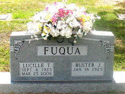 Winnie Lucille <i>Taylor</i> Fuqua