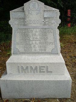 Marilla A. <i>Beck</i> Immel