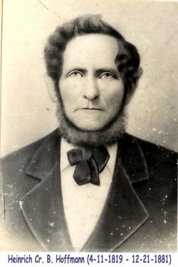 Cr B. Heinrich Hoffmann