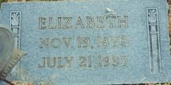 Elizabeth <i>McFarland</i> Beaird