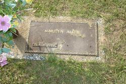 Marilyn <i>Cole</i> Allen
