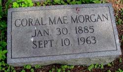 Coral Mae <i>Tolbert</i> Morgan