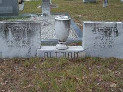 Mary Jane <i>Griffin</i> Altman