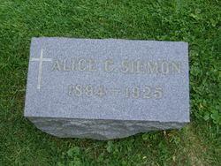 Alice C Siemon