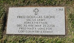 Fred D. Grove