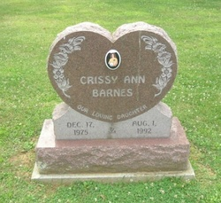 Crissy Ann Barnes