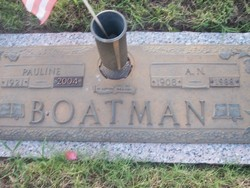Andrew Norval Boatman