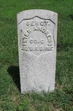 Sgt Peter Andrews