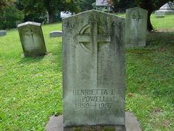Henrietta P Powell