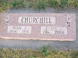 Ivan Jasper Churchill