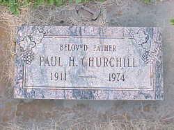 Paul Harold Churchill