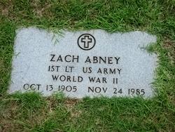 Zach Abney, Jr