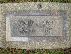 Edith Lucille <i>Littrell</i> Birch